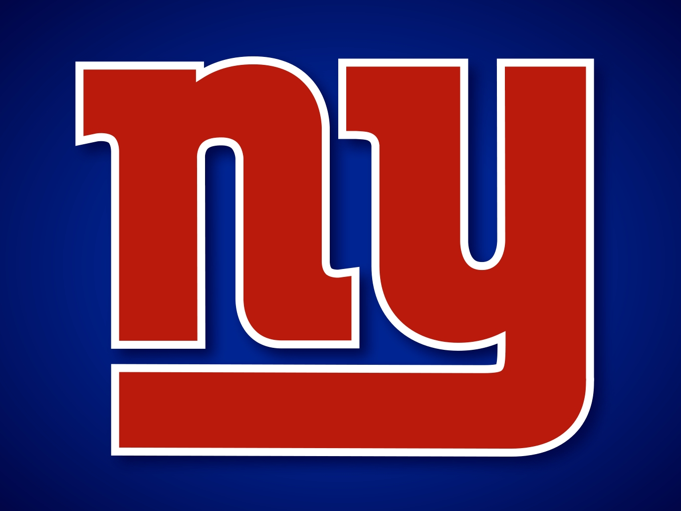It is a graphic of Agile New York Giants Logos